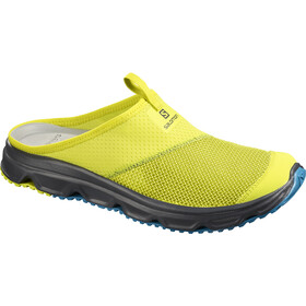 Salomon RX Slide 4.0 Schoenen Heren, evening primrose/ebony/fjord blue